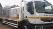 Pomoc Drogowa 24H Transport ciągników, maszyn