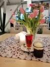 Restauracja kawa po obiedzie