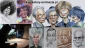 Karykatury ze zdjęć, karykatury na imprezach